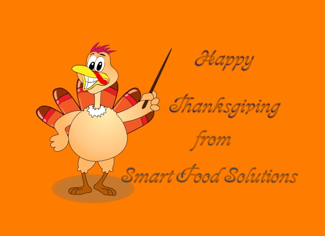 Smart food sol thanksgiving