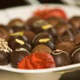 Choccolate appetizers
