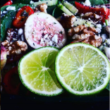 fresh bowl salad