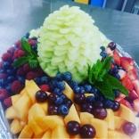 fruits display