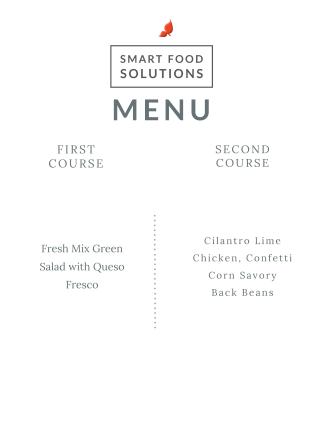menu 54